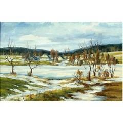 Obrázek Hynkovec přes Pilskou nádrž