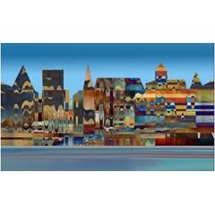 Obrázek  Nábřeží jistého města