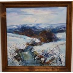 Obrázek Zimní Vysočina